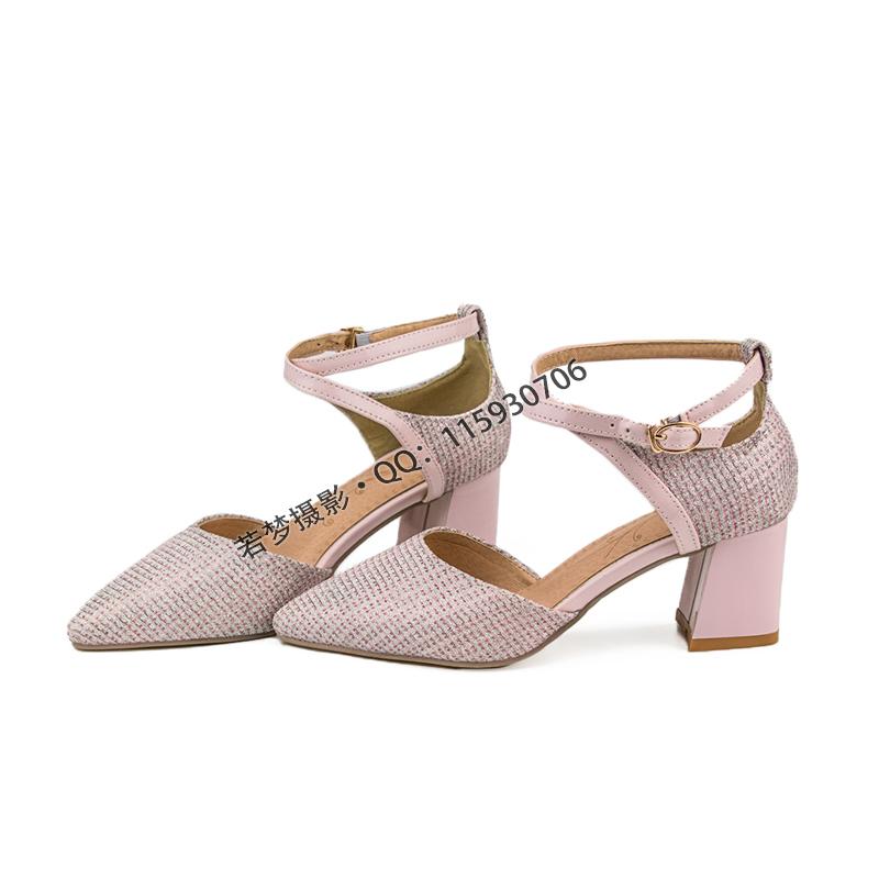 女鞋拍照-电商摄影-详情页设计